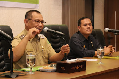 Akhyar Instruksikan Pejabat Segera Isi LHKPN Tahun 2020