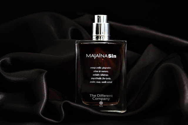 PARFUM | THE DIFFERENT COMPANY MAJAINA SIN - AVIS