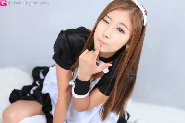 Maid-Cheon-Bo-Young-04-very cute asian girl-girlcute4u.blogspot.com