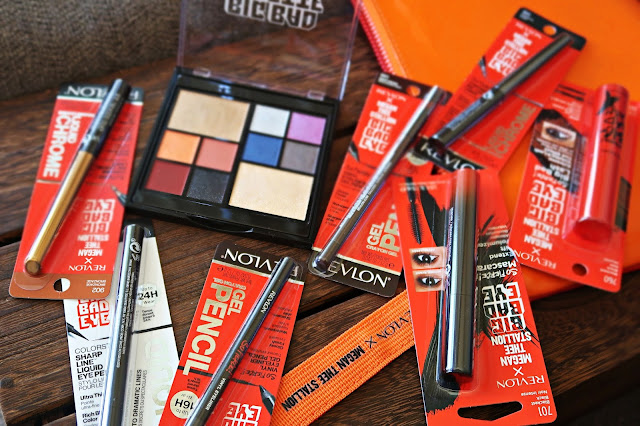 Revlon x Megan Thee Stallion Limited Edition Makeup Collection