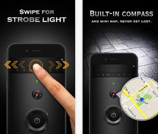 Free Flashlight For Phone - Iphone