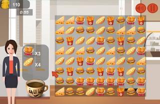 تحميل العاب بنات للكمبيوتر 2017،لعبة بيع الهمبرجر Burger Kingdom