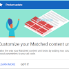 Tutorial Mendapatkan Iklan Matched Content Google Adsense dan Cara Memasang