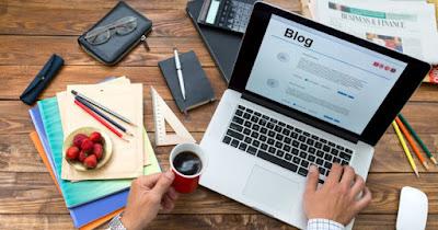 Blogging - Janoopedia