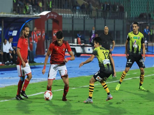 تعرف على مفاجأة الاهلى القوية فى مباراة المقاولون العرب