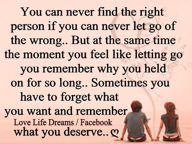 Never Finding Love Quotes: Love Life Dreams: You Can Never Find The Right Person