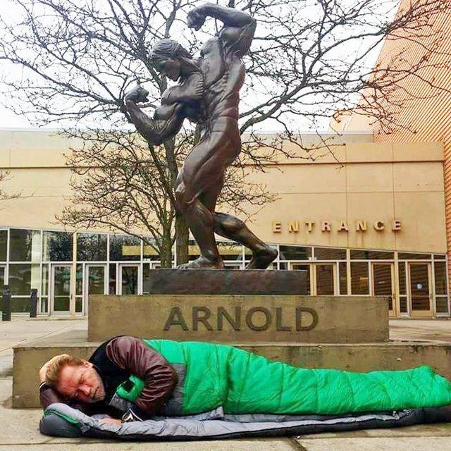 Pelajaran Berharga Dari Mantan Gubernur California Arnold Schwarzenegger