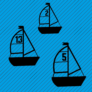 Plotterserie »Geburtstagsjolle« – Ein Segelboot gratis zum E-Book LeBretöngchen