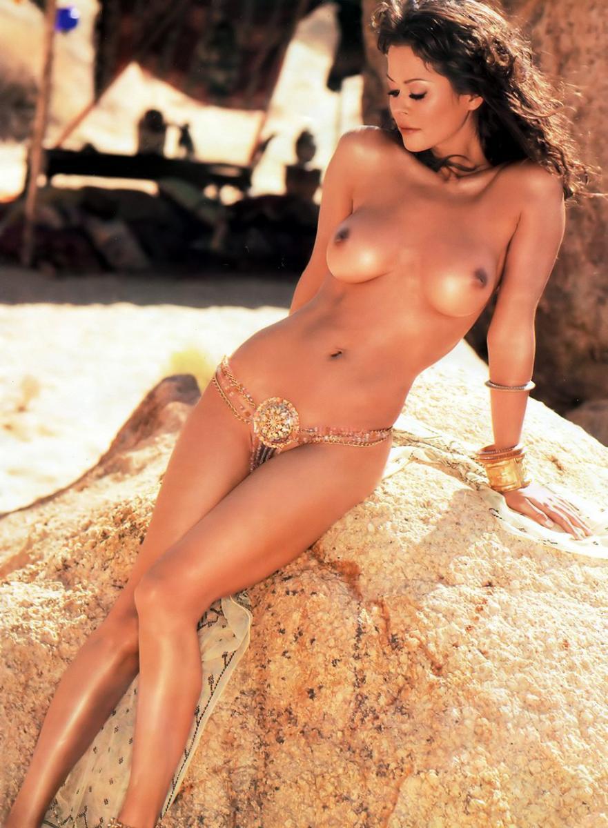 Naked Brooke Burke Nude
