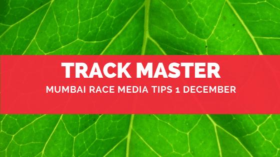 Mumbai Race Media Tips 1 December