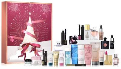 Lancôme Luxury Beauty Advent Calendar: 24 days