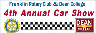 Rotary Club of Franklin MA - Car Show - Sunday 9-26-21