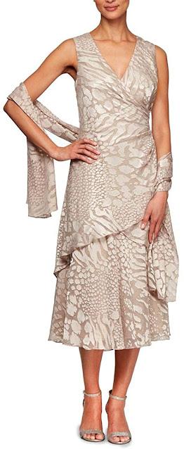 Best Tea Length Mother of The Bride Dresses