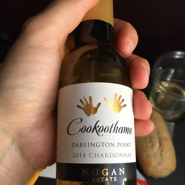Wein Chardonnay Flugangst Drink