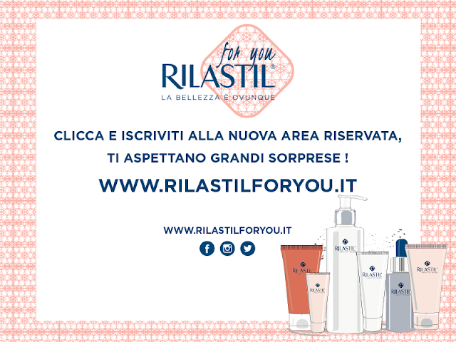 concorso rilastil  for you cura della pelle rilastil kit prodotti mariafelicia magno fashion blogger color block by felym concorso a premi beauty blog beauty tips