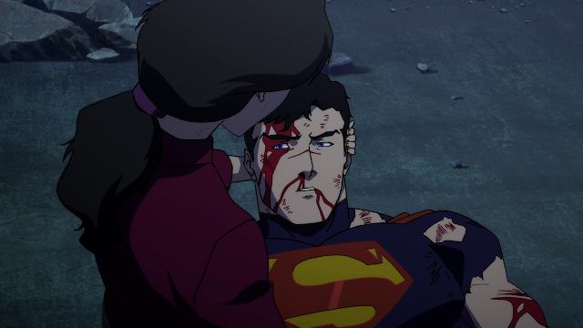 The Death of Superman (2018) Full Movie [English-DD5.1] 720p BluRay ESubs Download