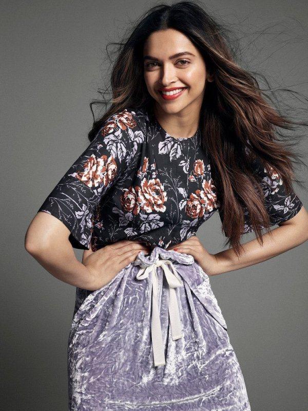 Actress Deepika Padukone 2017 Hot Photo Shoot