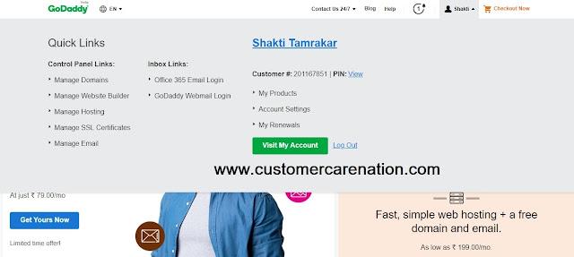 Blogger Me Custom Domain Kaise Add Kare (Godaddy) Latest Trick 2019