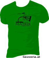 The matrix hay you Disc Golf Shirt