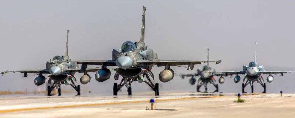 США схвалили продаж Філіппінам винищувачів F-16