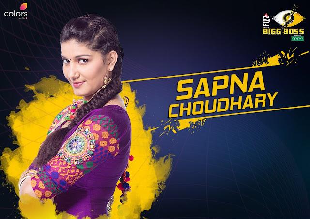 Sapna Chaudhary (Bigg Boss 11 Contestant)
