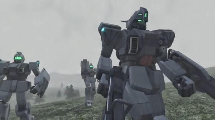 GUNDAM GUY: (Playstation 3) Mobile Suit Gundam (Gaiden) Side