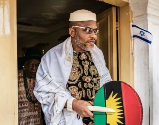 Get Nnamdi Kanu Re-Arrested - Court