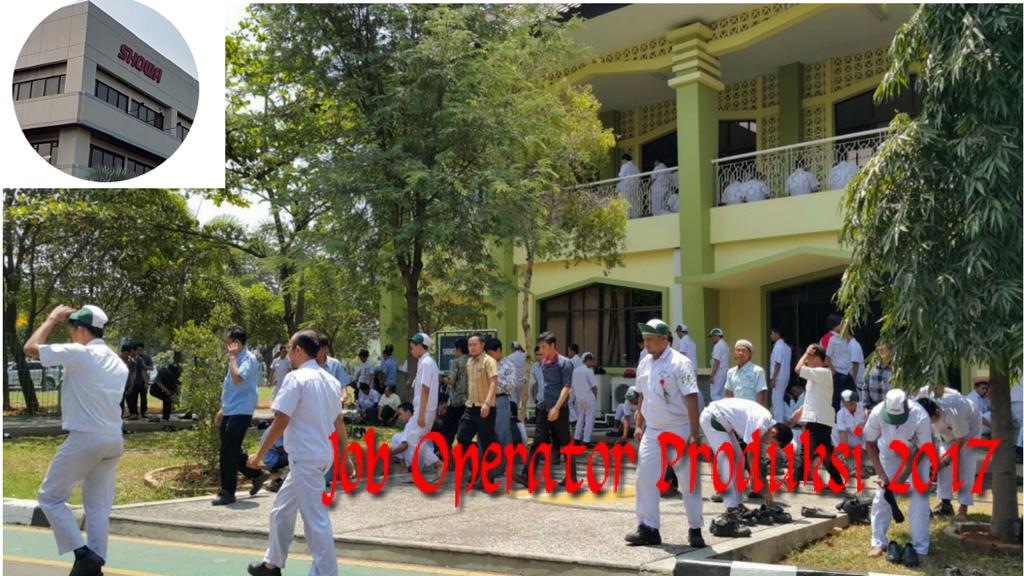 Lowongan Kerja Cikarang 2017 di PT Showa Indonesia Mfg Tingkat SMA/SMK
