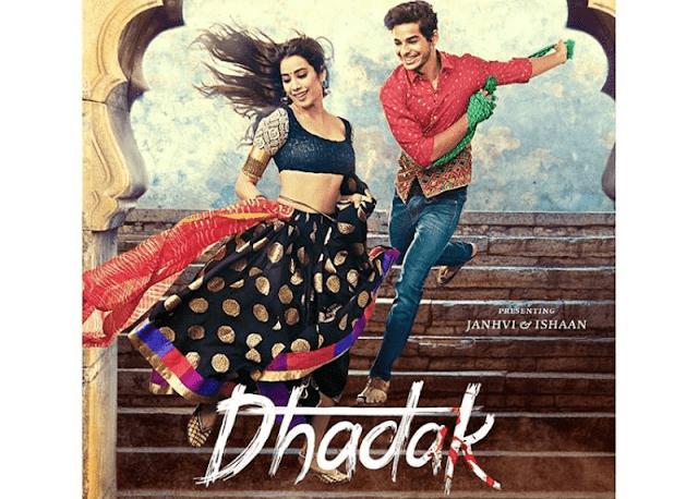 Jhanvi Kapoor Movies, Dhadak