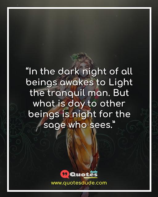 quotes by bhagavad gita