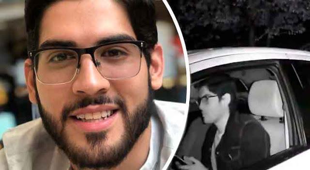 FOTO.- Conmociona a nivel nacional Así abandonaron el cuerpo de Norberto Ronquillo, el universitario secuestrado envuelto en bolsas, atado con cables