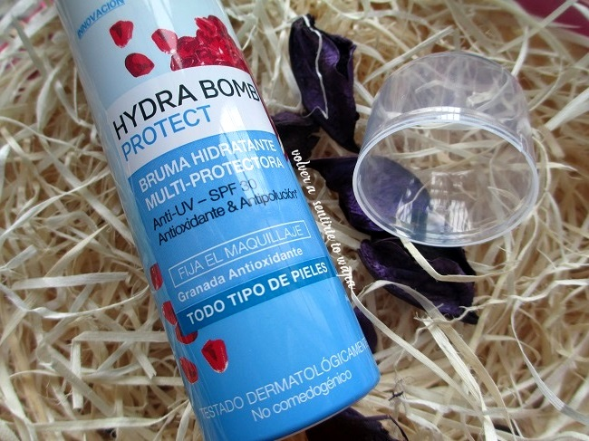 Hydra Bomb Protect de Garnier #AlwaysOn