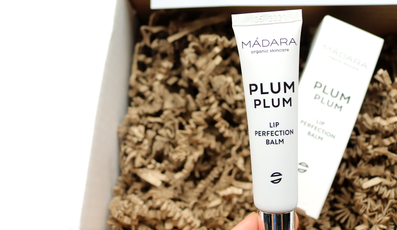 Madara Plum Plum Lip Perfection Balm