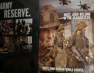 ARMY ADVERTISING
