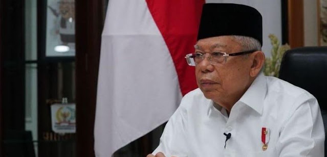 Ma'ruf Amin: Indeks Demokrasi Indonesia di Bawah Timor Leste