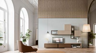 Amazing contemporary living room interior design and decoration