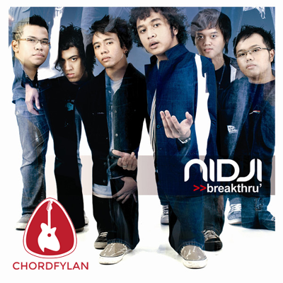 Lirik dan chord Sudah - Nidji