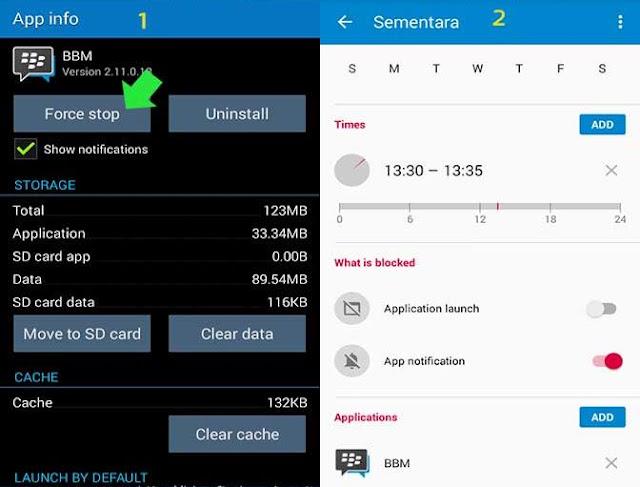 Cara Menonaktifkan Aplikasi Tertentu di Android
