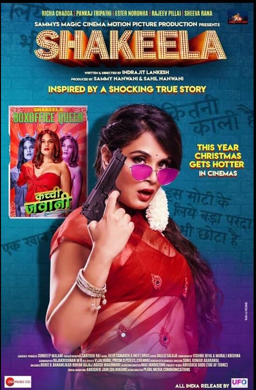Shakeela 2020 x264 720p HD Hindi GOPI SAHI
