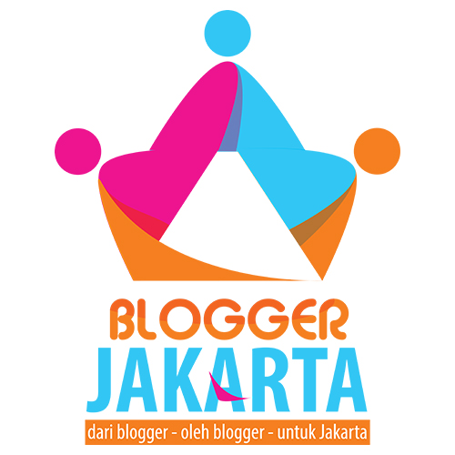 logo blogger jakarta