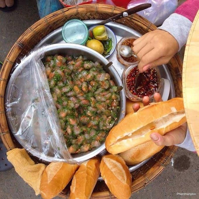 Du lịch Bình Thuận - Các món ngon phải thử một lần khi du lịch Phan Thiết