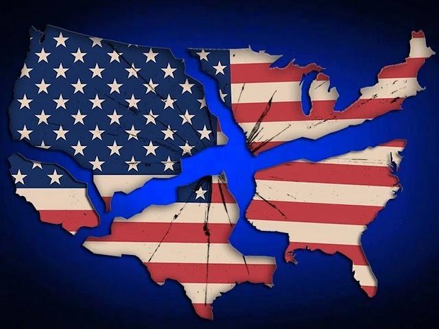 Соединенные Штаты рассоединяются