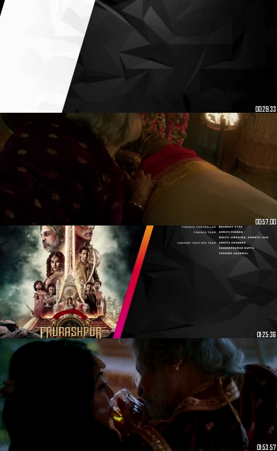 Paurashpur Season 1 Complete 720p 480p WEB-DL All Episodes