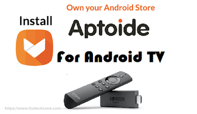 aptoide for android tv