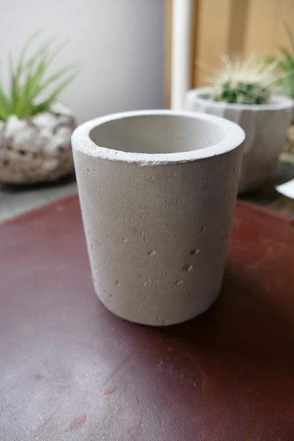 Elemental Design Review, industrial plant pots, industrial room decor ideas, industrial home decor ideas, industrial planters, cheap planters etsy, concrete plant pots