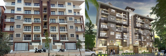 Urbane AH Residency Hennur Road