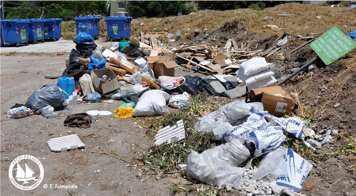 Επικίνδυνη η Έκταση της Πλαστικής Ρύπανσης στις Ελληνικές Θάλασσες