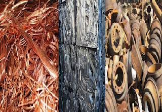 سعر النحاس خردة-سعر الحديد خردة-سعر الالومنيوم خردة اليوم في مصر-سكراب مستعمل