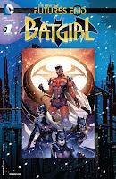 Os Novos 52! O Fim dos Futuros - Batgirl #1