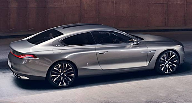 New BMW 8 Series coupe and convertible 2018